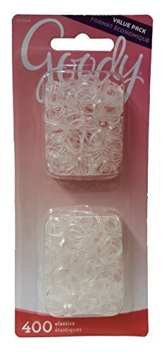 goody-1892399-clear-ouchless-mini-elastics-400-count