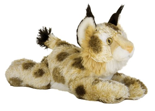 Aurora World Inc 12 inches Bobby The Bobcat Flopsie