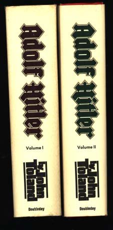 Adolf Hitler: Two Volume Set., JOHN. TOLAND