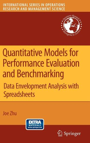Quantitative Models for Performance Evaluation