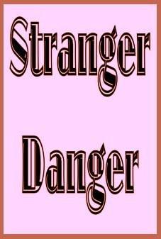 Stranger Danger For Children front-1034230