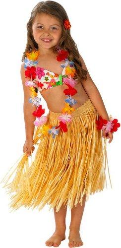 Hula Girl Costume - 1