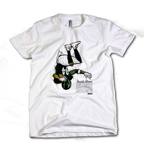 Find Antonio Brown NFLPA Pittsburgh Steelers Youth T-Shirt Antonio ...