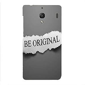 Back cover for Redmi 1S Be Original