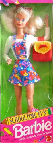 Schooltime Fun BARBIE Doll Special Edition (1994) - 1