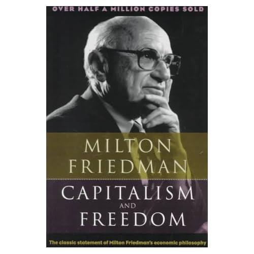 milton friedman capitalism and freedom pdf