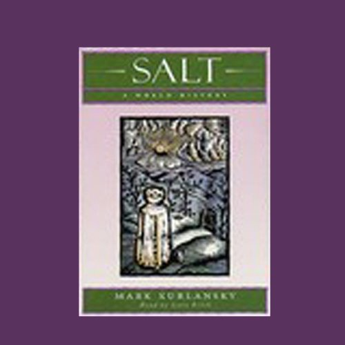 essay on salt a world history Only kurlansky, winner of the james beard award for excellence in food writing for cod: a biography of the fish that changed the world, could woo readers toward s.