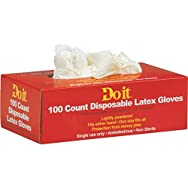 One Use Latex Disposable Glove-100CT LATEX GLOVE