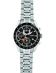 Timex E Class Chrono Chronograph Black Dial Men's Watch NO05