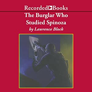 The Burglar Who Studied Spinoza | [Lawrence Block]