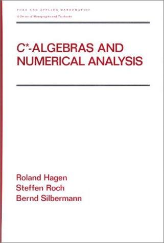 C-algebras and numerical analysis