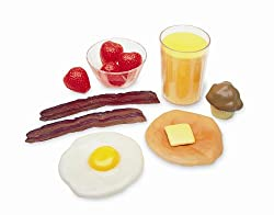 Learning Resources & Pretend Play Breakfast Foods Basket