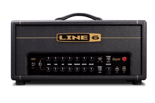 Line 6 99-021-0716 DT25 25W/10W Guitar Amplifier Head
