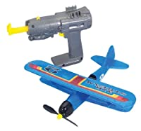 Kid Galaxy Backyard Flyer Classic Skymaster (Blue) by Kid Galaxy