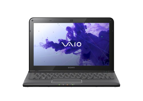 Sony VAIO E11 Series SVE11125CXB 11.6-Inch Laptop (Black)