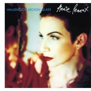 Annie lennox walking on broken glass music - Annie lennox diva album cover ...