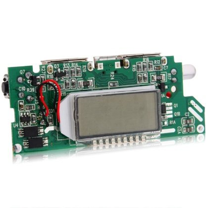 Afirst Portable Power Supply Plate Booster Printed Circuit Board With Led And Lcd Screen Fx-608-Pcba