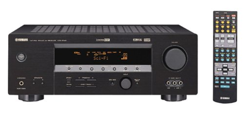 Discounted yamaha htr 5740 6 1 channel digital home for Yamaha surround sound manual