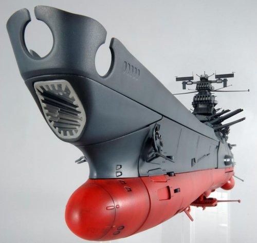 1/350スケールプラモデル 宇宙戦艦ヤマト