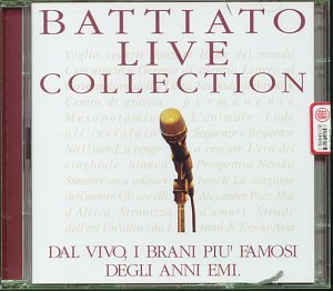 Franco Battiato - Live Collection (Cd 1) - Zortam Music