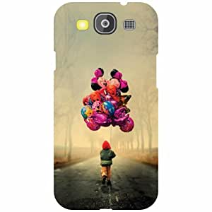 Samsung Galaxy S3 Neo Back Cover - Magnetic Designer Cases