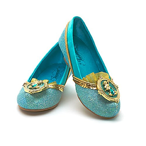 Disney Store Princess Jasmine Costume Shoes ~ Aladdin