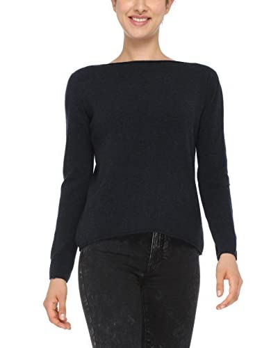 LOVE CASHMERE Jersey Negro