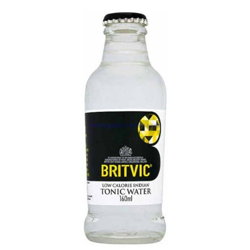 Britvic Low Calorie Tonic Water (24 x 160ml)