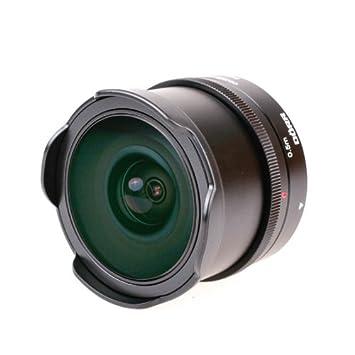 Dörr Fisheye Fischaugenobjektiv 12mm F 7,4 für Fujifilm X