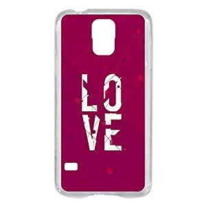a AND b Designer Printed Mobile Back Cover / Back Case For Samsung Galaxy S5 (SG_S5_3290)