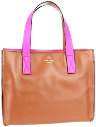 Kate Spade New York Brightspot Avenue-Grayce  Tote,Natural,One Size
