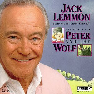 Jack Lemmon Tells the Tale of Prokofiev's Peter and the Wolf