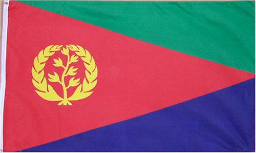 Eritrea national flag