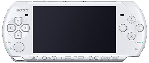 PlayStation Portable - PSP Konsole Slim & Lite 3004, weiß