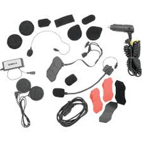 Sena Technologies Smh10R Bluetooth Headset/Intercom Kit - --