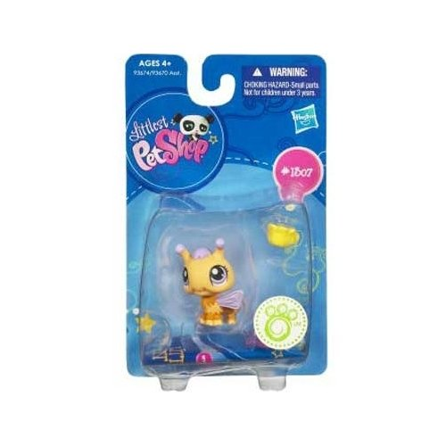 Littlest Pet Shop Get The Pets Single Figure Bumblebee