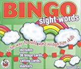 BINGO SIGHT WORDS GR K-2