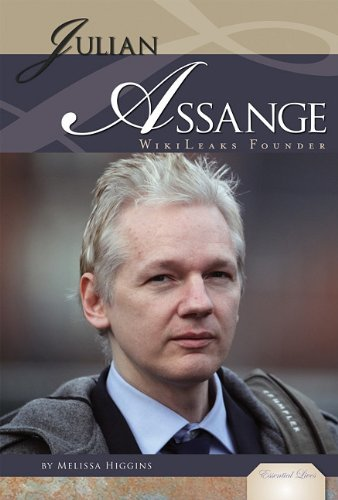 Julian Assange: WikiLeaks Founder