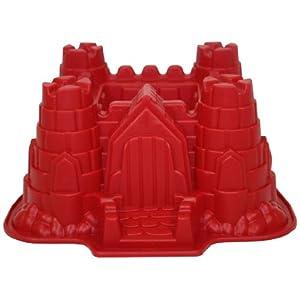 Silicone worx molde de silicona con forma de castillo - Moldes silicona amazon ...