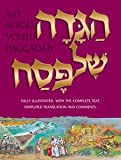 The Artscroll Youth Haggadah (ArtScroll mesorah series) (0899062326) by Nosson Scherman