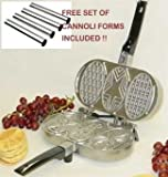 Palmer Oval Pizzelle Maker - Made in USA