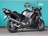 アールズギア(r's gear) スリップオンマフラー 07-1400GTR ワイバン S/O チタン WK18-03TI