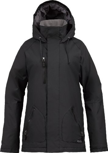 Burton Damen Snowboardjacke Women's TWC No Way Jacket, true black, S, 10090100002