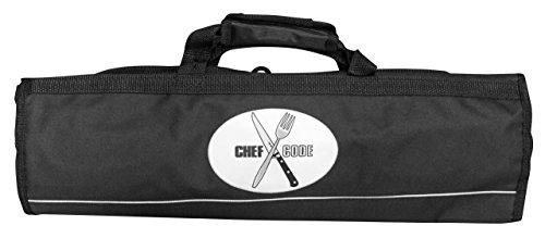Chef Code Chef knife bags for knife set Case Roll Bag for Kitchen Knife
