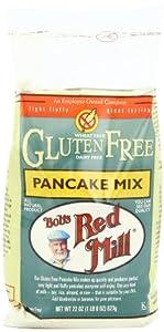 Gluten Free Pancake Mix