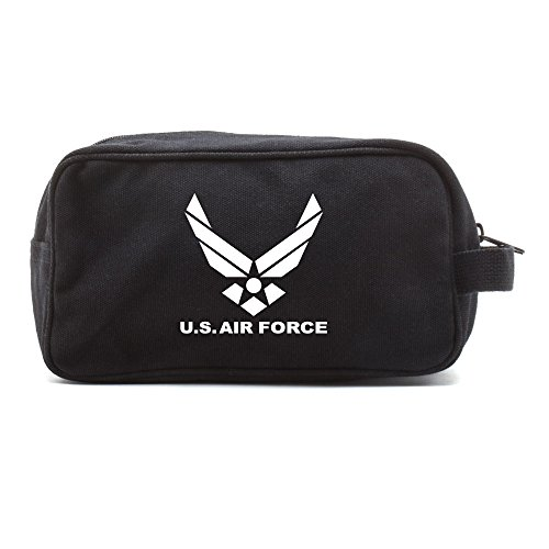 us-air-force-canvas-shower-kit-travel-toiletry-bag-case-in-black-white