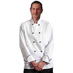 Uncommon Threads Madrid Chef Coat