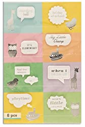 Martha Stewart Crafts Animal Icon Bubble Stickers By The Package