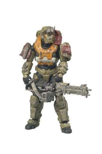 McFarlane Toys Halo Reach Series 1 Jorge Action Figure (Halo Reach Spartan Action Figures compare prices)