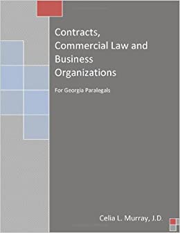 contracts in commercial law Copyright 1978, 1987, 1988, 1990, 1991, 1992, 1994, 1995, 1998, 2001, 2004, 2010, 2011, 2012 by the american law institute and the national conference of commissioners on uniform state laws reproduced, published and distributed with the permission of the permanent editorial board for the uniform commercial code for.